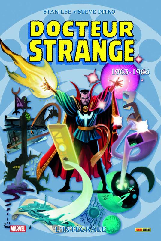 DOCTEUR STRANGE: L'INTEGRALE T01 (1963-66) NED