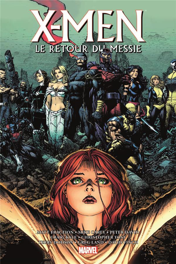 X-MEN : LE RETOUR DU MESSIE
