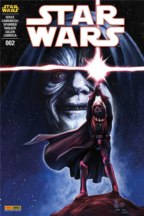 STAR WARS N 2 (COUVERTURE 1/2)