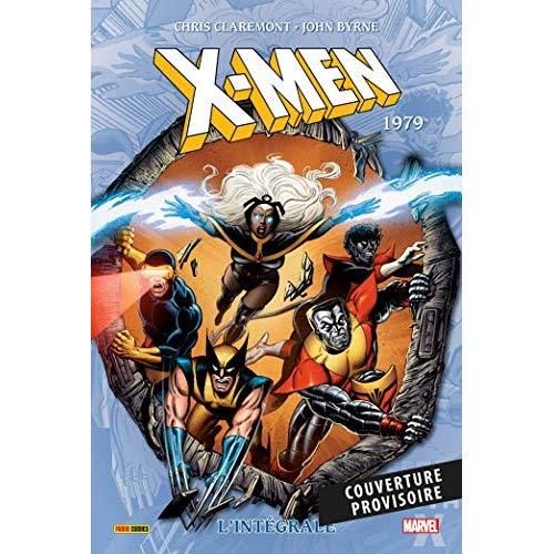 X-MEN : L'INTEGRALE T03 (1979) NED