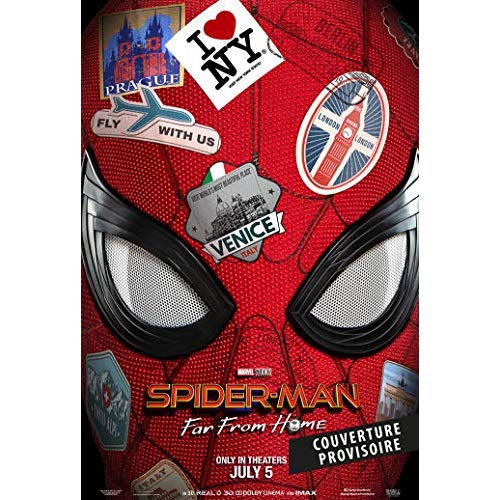 SPIDER-MAN: FAR FROM HOME - LE PROLOGUE DU FILM