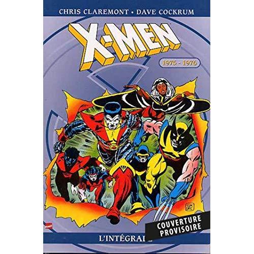 X-MEN: L'INTEGRALE T01 (1975-76) NED