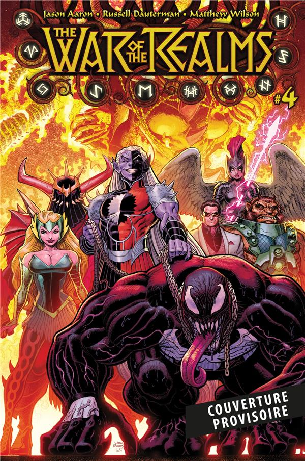 WAR OF THE REALMS N 2