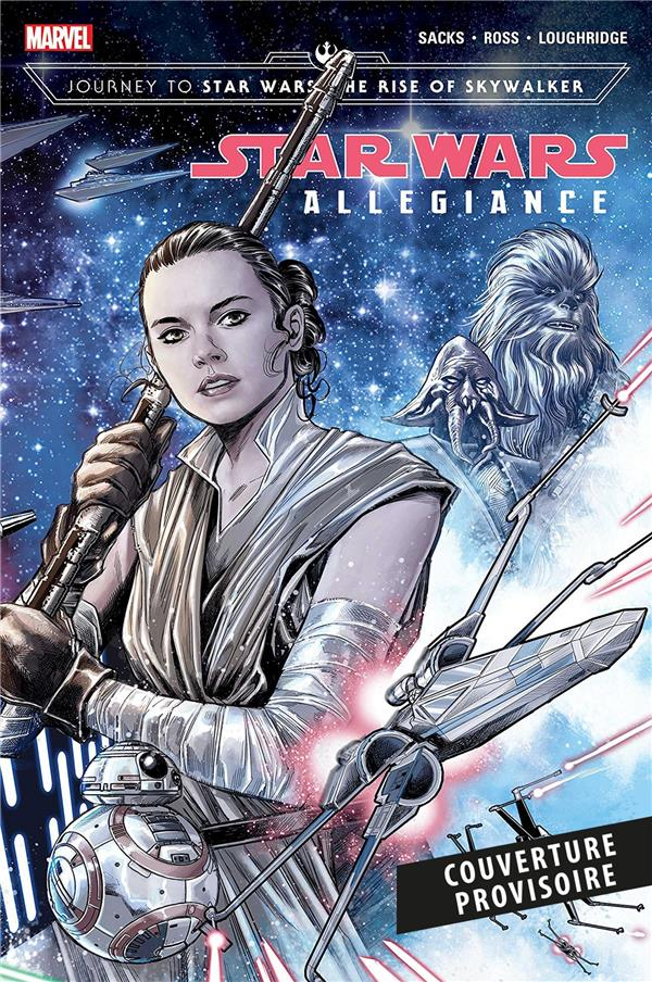 STAR WARS - L'ASCENSION DE SKYWALKER : ALLEGEANCE