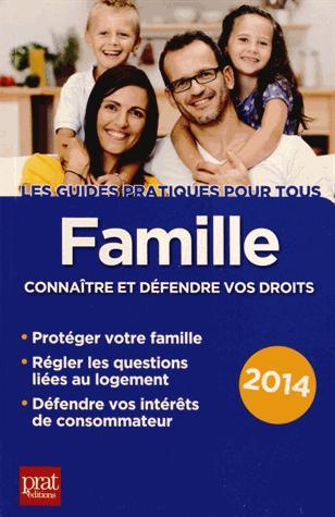 FAMILLE CONNAITRE ET DEFENDRE VOS DROITS 2014
