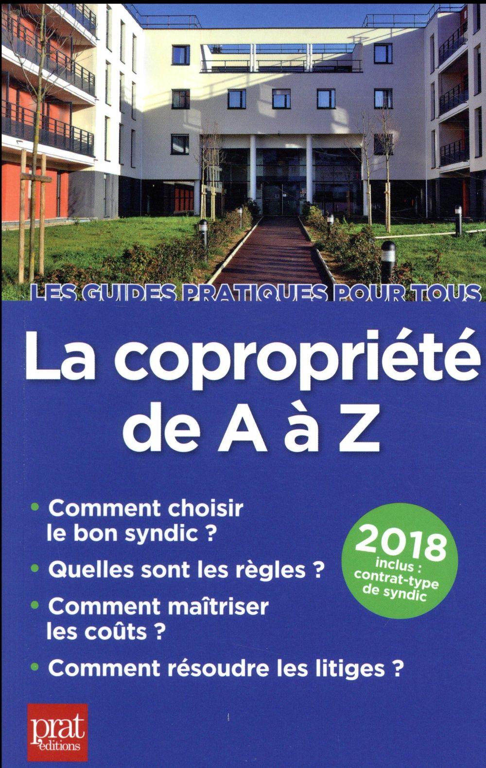 LA COPROPRIETE DE A A Z 2018