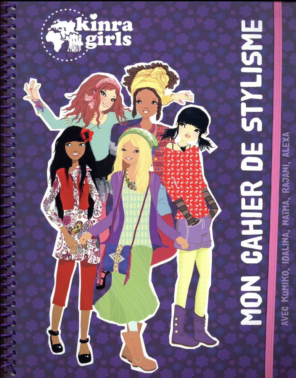 KINRA GIRLS - MON CAHIER DE STYLISME