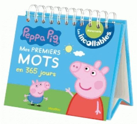 UN MOT PAR JOUR - PEPPA PIG