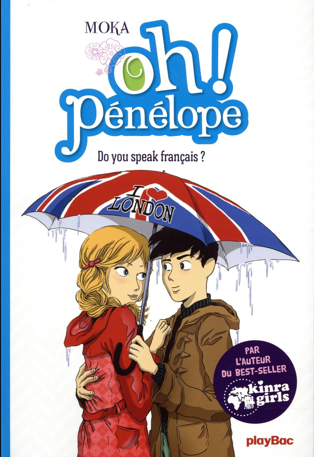 OH ! PENELOPE - DO YOU SPEAK FRANCAIS ? - TOME 5