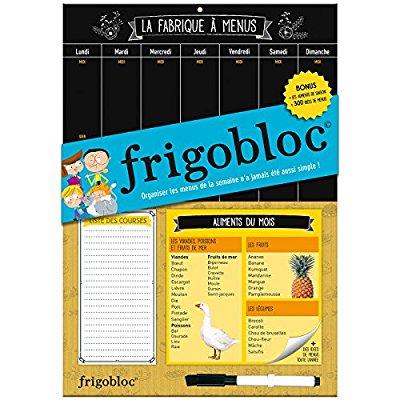 FRIGOBLOC - LA FABRIQUE A MENUS