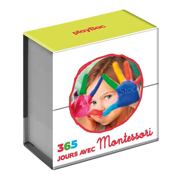 MINI CALENDRIER - 365 JOURS AVEC MONTESSORI