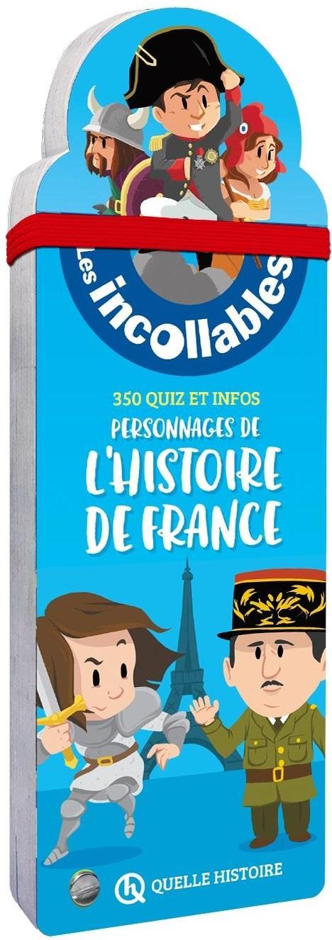 QUELLE HISTOIRE - EVENTAIL HISTOIRE DE FRANCE