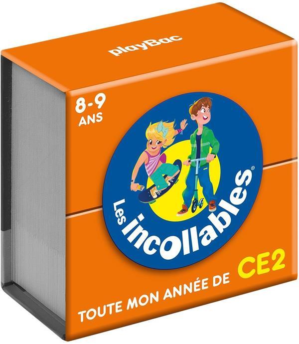 LES INCOLLABLES - MINI CALENDRIER - TOUTE MON ANNEE DE CE2