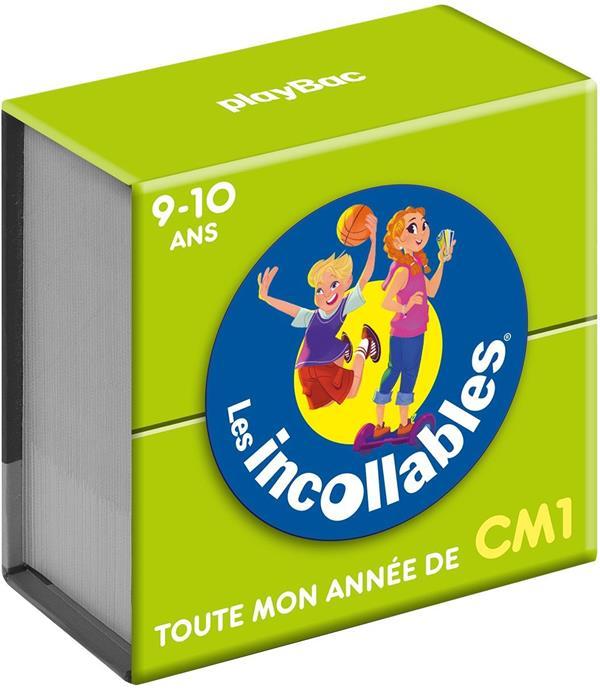 LES INCOLLABLES - MINI CALENDRIER - TOUTE MON ANNEE DE CM1