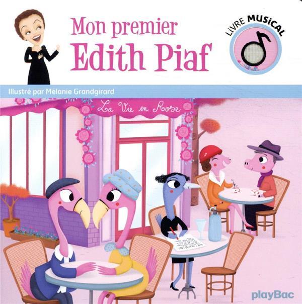 LIVRE MUSICAL - MON PREMIER EDITH PIAF