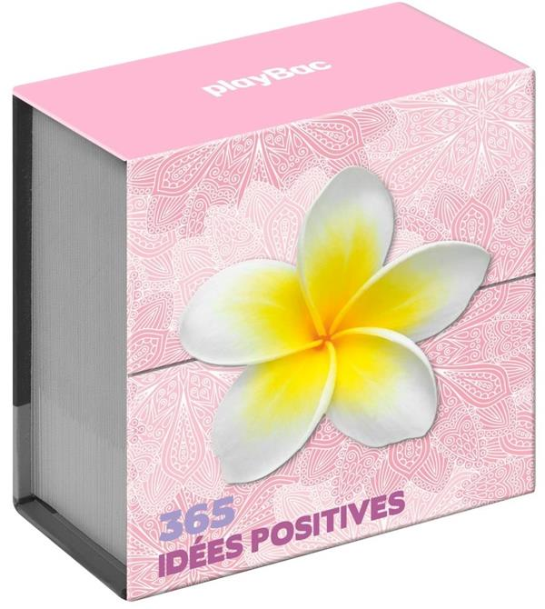 MINI CALENDRIER - 365 IDEES POSITIVES
