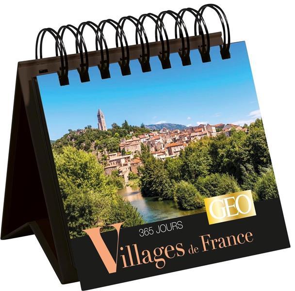 365 JOURS VILLAGES DE FRANCE - CALENDRIER GEO