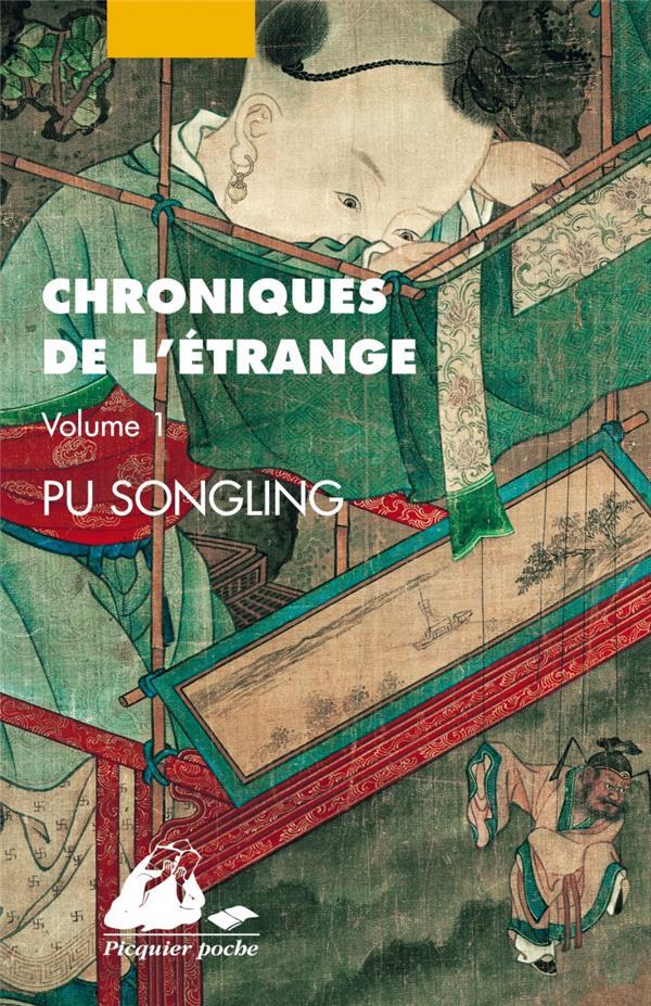 CHRONIQUES DE L'ETRANGE - TOME 1
