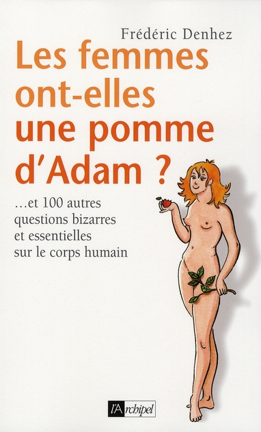 LES FEMMES ONT-ELLES UNE POMME D'ADAM