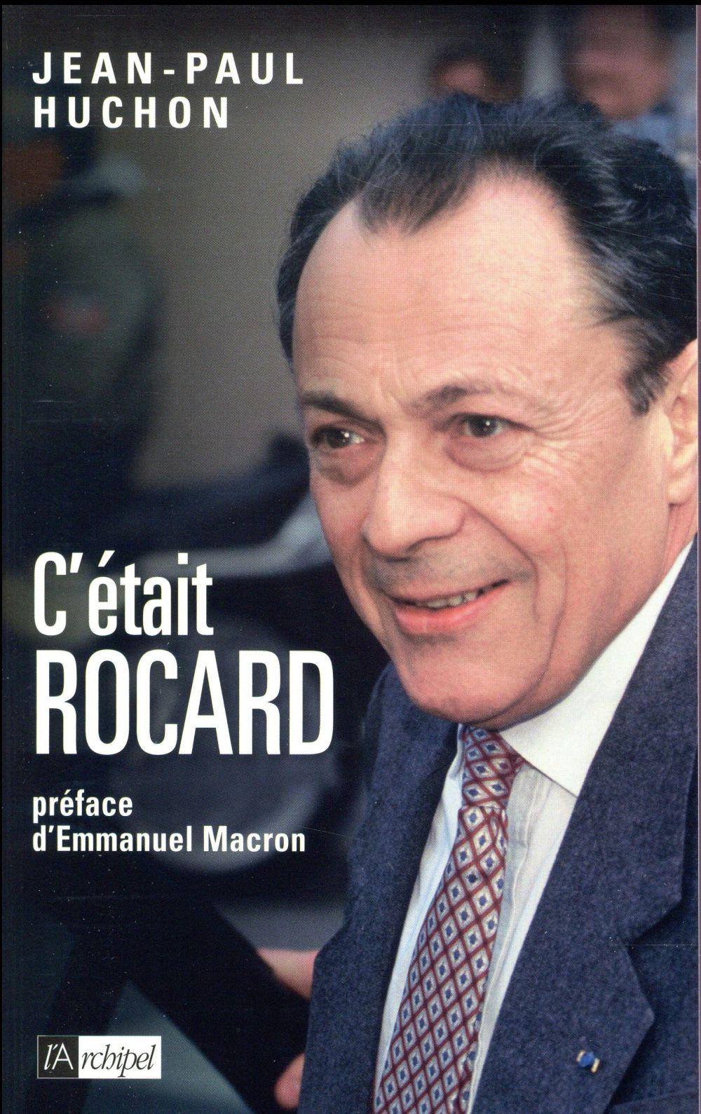 C'ETAIT ROCARD