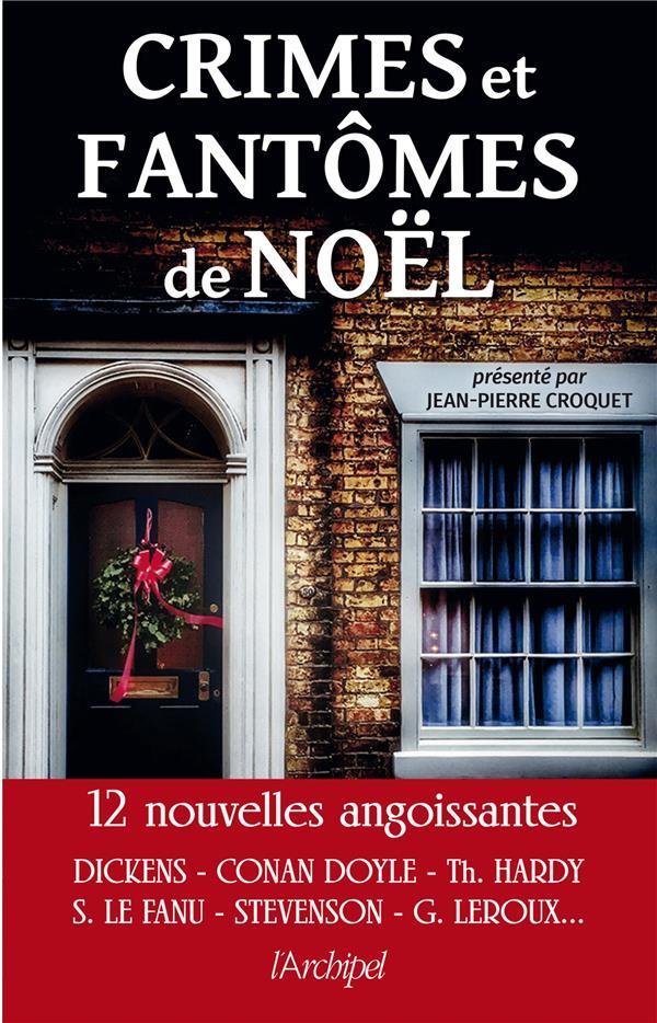 CRIMES ET FANTOMES DE NOEL