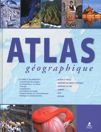 ATLAS GEOGRAPHIQUE