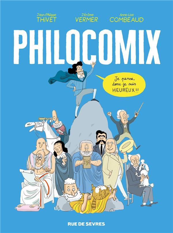 ETUI PHILOCOMIX 10 PHILOSOPHES, 10 APPROCHES DU BONHEUR