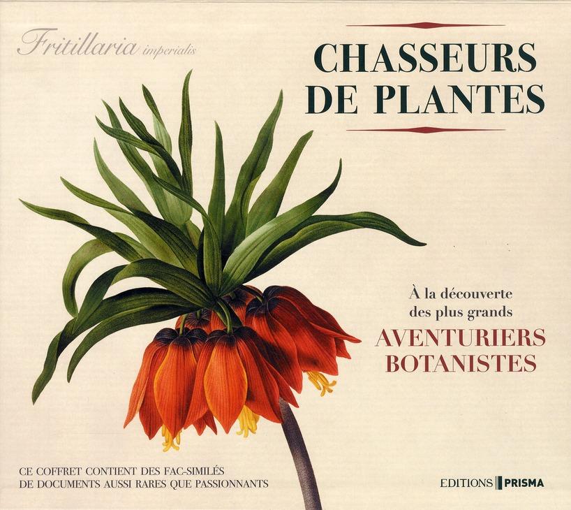 CHASSEURS DE PLANTES