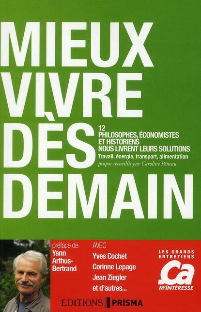 MIEUX VIVRE DES DEMAIN