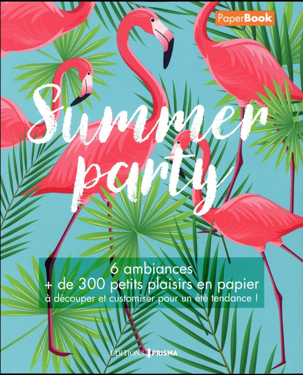 SUMMER PARTY - MON LIVRE D'ETE