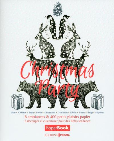CHRISTMAS PARTY - MON LIVRE DE NOEL