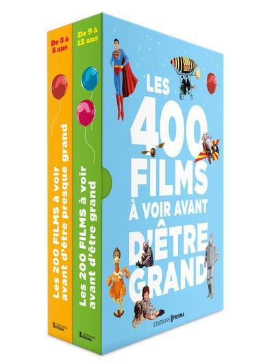 COFFRET 200 FILMS A VOIR AVANT D'ETRE GRAND
