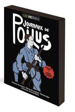 COFFRET JOURNAUX DE POILUS