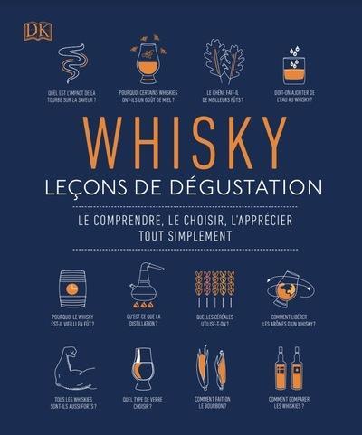 WHISKY : LECONS DE DEGUSTATION