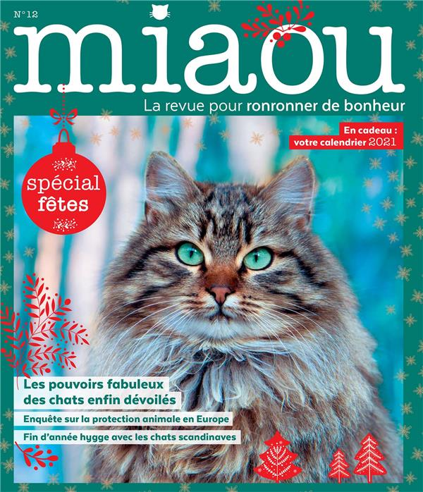 MIAOU N12 - SPECIAL FETES