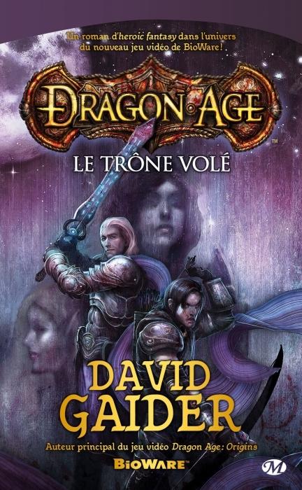 DRAGON AGE, T1 : LE TRONE VOLE
