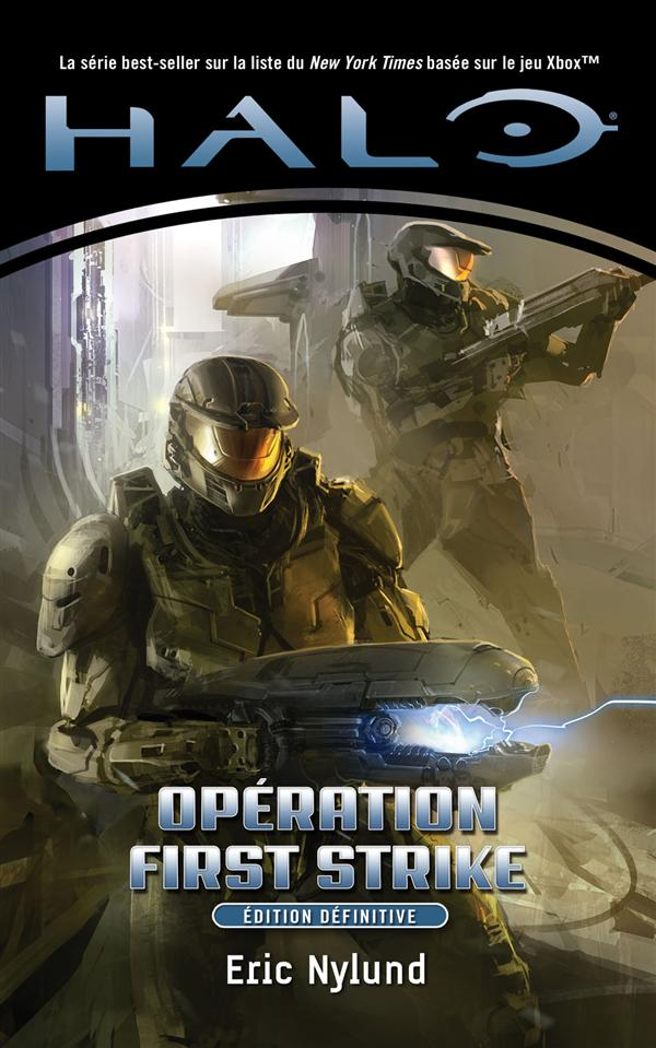 HALO, T3 : OPERATION FIRST STRIKE