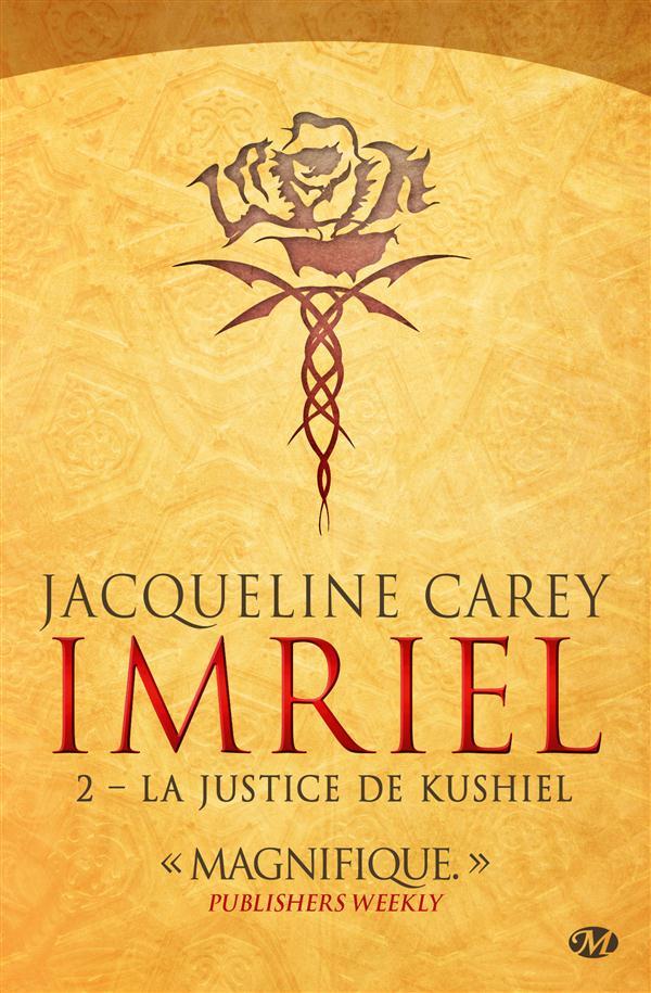 IMRIEL, T2 : LA JUSTICE DE KUSHIEL