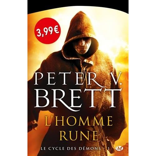 LE CYCLE DE DEMONS, T1 : L'HOMME RUNE