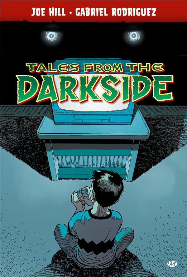 COMICS TALES FROM THE DARKSIDE
