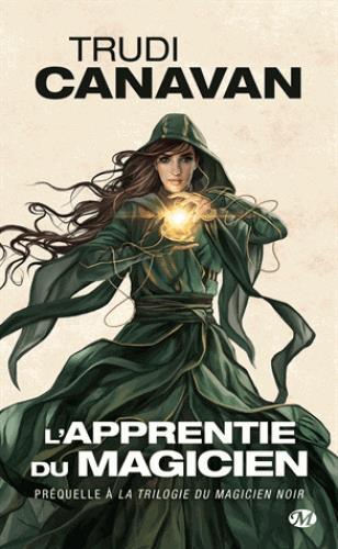 L'APPRENTIE DU MAGICIEN NOIR
