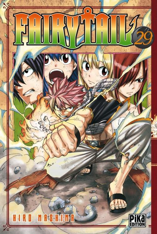 FAIRY TAIL T29