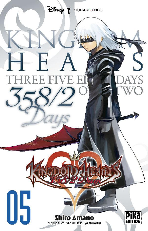 KINGDOM HEARTS 358/2 DAYS T05