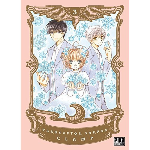 CARD CAPTOR SAKURA T03