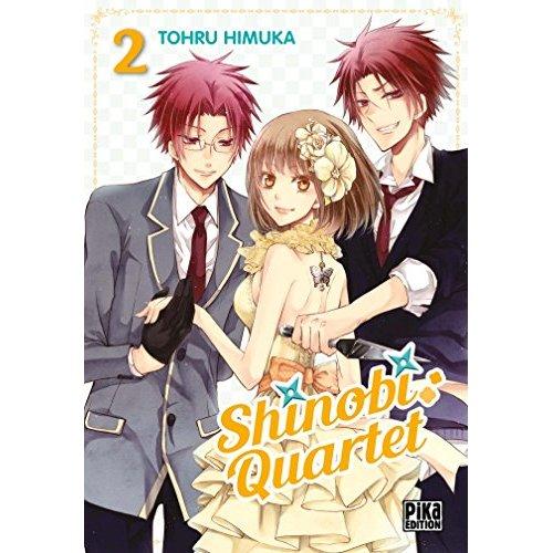 SHINOBI QUARTET T02