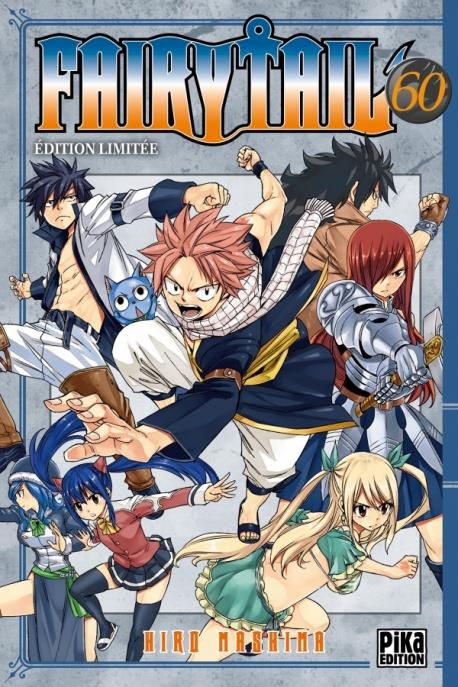 FAIRY TAIL T60 EDITION LIMITEE