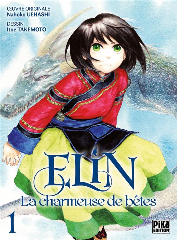 ELIN, LA CHARMEUSE DE BETES T01