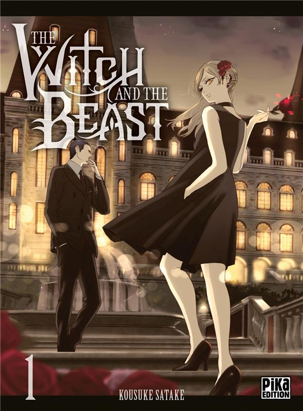 THE WITCH AND THE BEAST T01