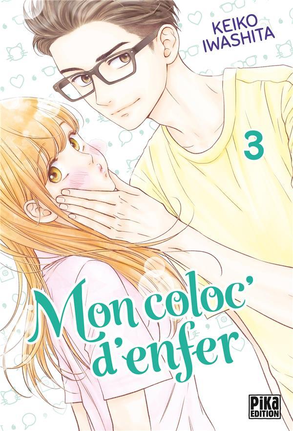 MON COLOC' D'ENFER T03