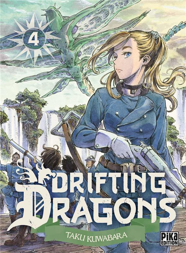 DRIFTING DRAGONS T04